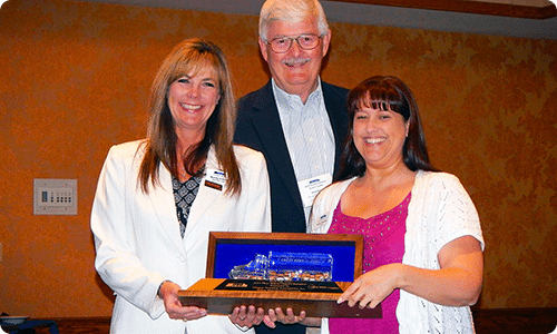 OTA Safety Award - 2014