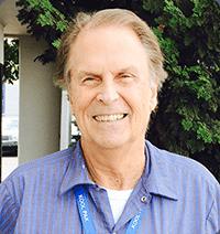 Driver Ron Kamys