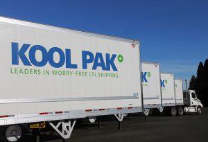 Kool-Pak Refrigerated trailers