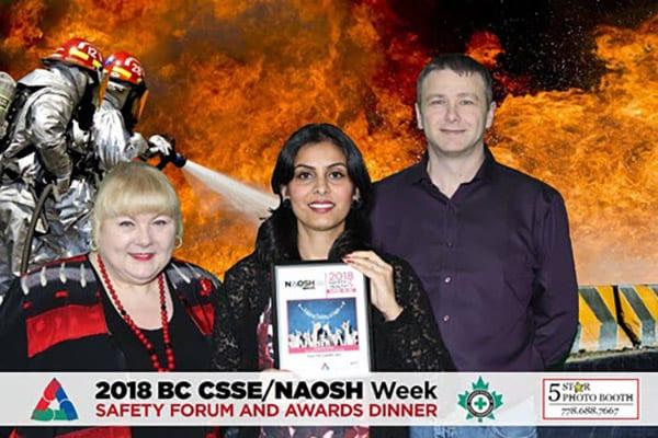 Naosh awards