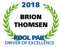 Driver of Excellence - Brion Thomsen