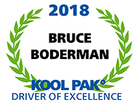 Driver of Excellence - Bruce Boderman