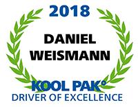 Driver of Excellence - Daniel Weismann