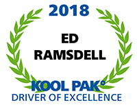 Driver of Excellence - Ed Ramsdell