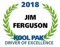Driver of Excellence - Jim Ferguson