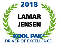 Driver of Excellence - Lamar Jensen