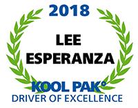 Driver of Excellence - Lee Esperanza