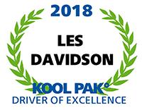 Driver of Excellence - Les Davidson