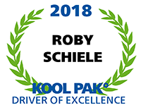 Driver of Excellence - Roby Schiele