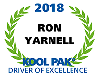Driver of Excellence - Ron Yarnell