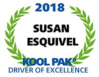 Driver of Excellence - Susan Esquivel