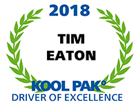 Driver of Excellence - Tim Eaton
