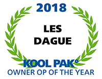 Owner-Operator of the Year - Les Dague