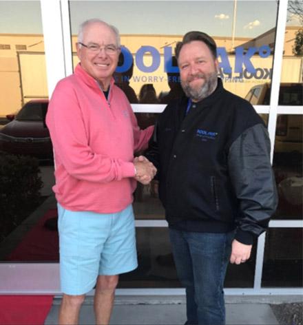 Steve Ness and Daniel Weisman